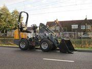 Wiellader / shovel Giant 263