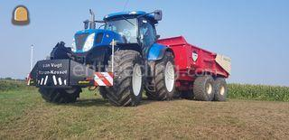 tractor chauffeur Omgeving Oss