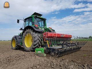 Tractor + rotorkopeg Omgeving Leiden