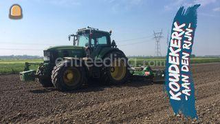 Tractor + roterkopeg 5 M Omgeving Leiden