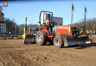 Tractor + kilver MF + mini kilver