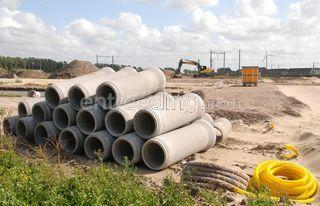 Rioleringswerken  / afwat... Omgeving Alphen a/d Rijn