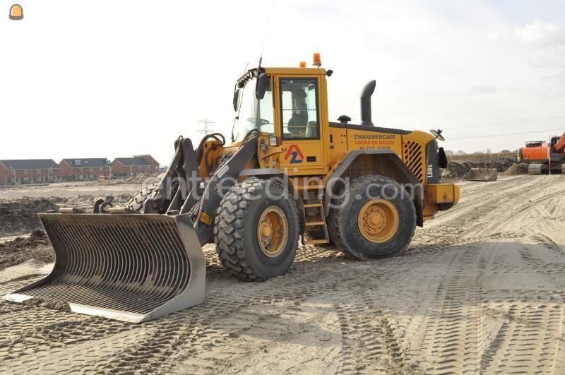 Wiellader / shovel Volvo L60