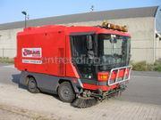 Zelfrijdende veegmachine RAVO 530 VEEGMACHINES