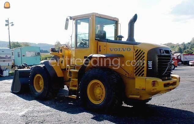 Wiellader / shovel VOLVO  L60 F