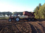 Tractor + kipper Tractor + kieper