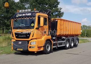 Open container Omgeving Oosterwolde