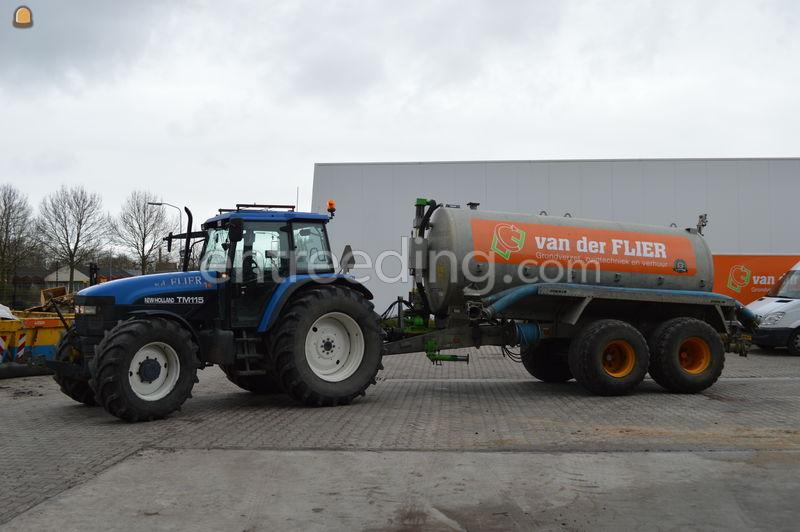 New Holland TM115