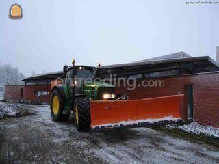Tractor + Omgeving Oosterwolde