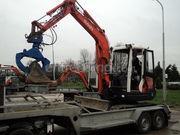 Sloop- en sorteergrijpers sorteergrijper mini 3,5 tons