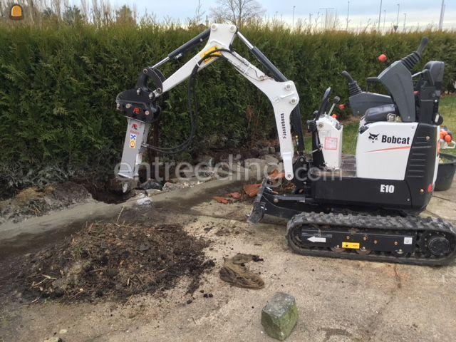 Bobcat E10 - 1 ton
