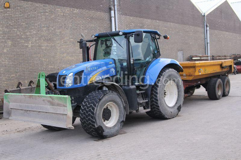 Tractor + VGM - Koster CT
