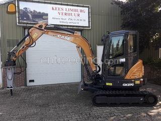 Case CX37C Omgeving Almere