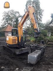 Case CX60C Omgeving Almere