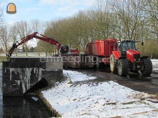 Baggerkipper 24 m3 Omgeving Leiden