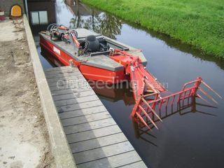 Conver maaiboot Omgeving Leiden