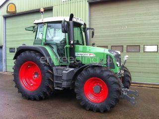 Fendt tractoren Omgeving Maarssen