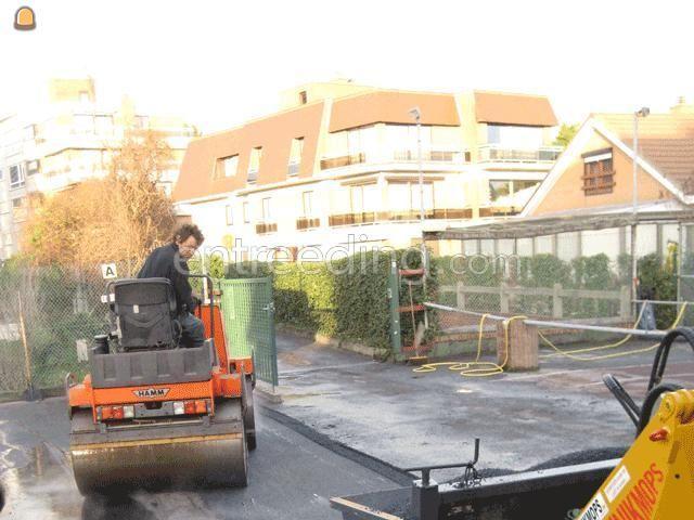 Tandemtrilwalsen Hamm