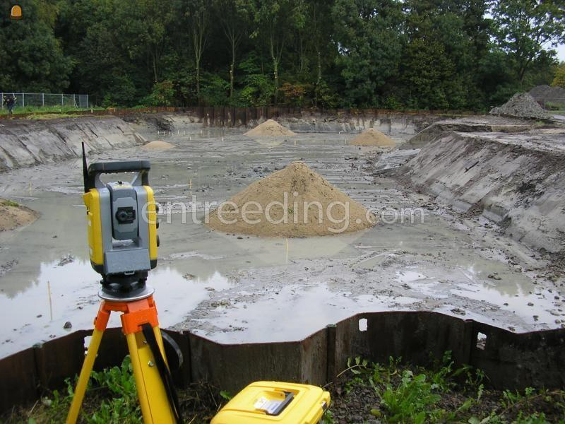 Total stations trimble sps610