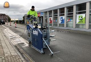 Roadcutter Lismac Zaagmac... Omgeving Kortrijk, Komen-Waasten