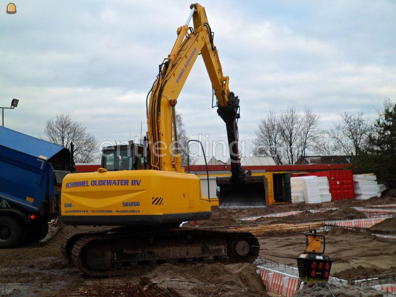 Grondwerken Nieuwbouw Scholencomplex Oudewater