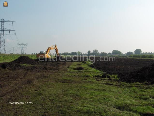 Projecten / werken natuurontwikkeling Diemerbroek