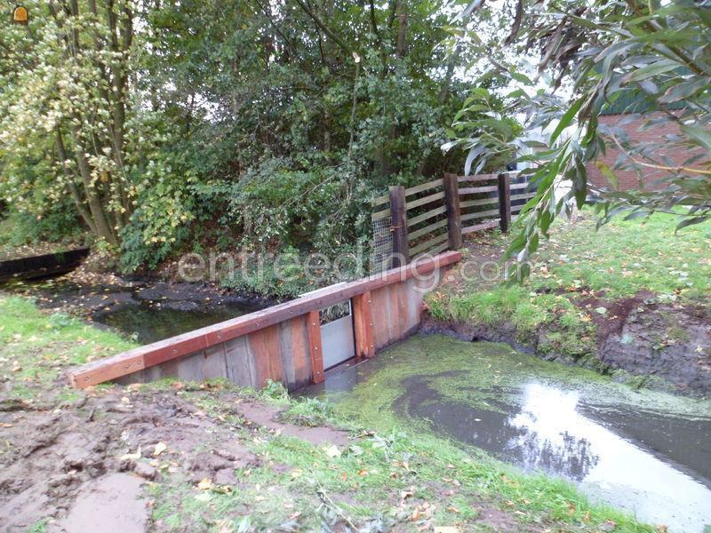 Civiele werken Hoogwatervoorziening Oudewater-Montfoort