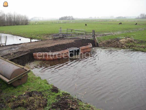 Projecten / werken Waterhuishouding 5-B-Noord