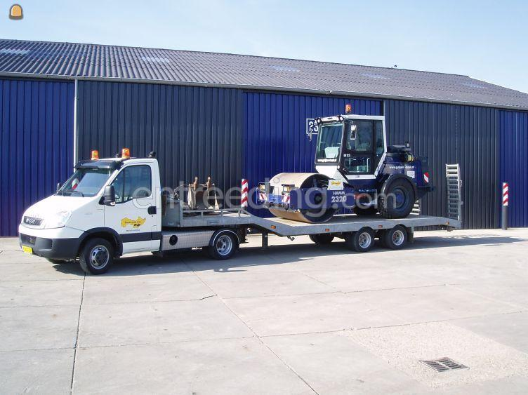 Iveco BE-combinatie / Oprijauto