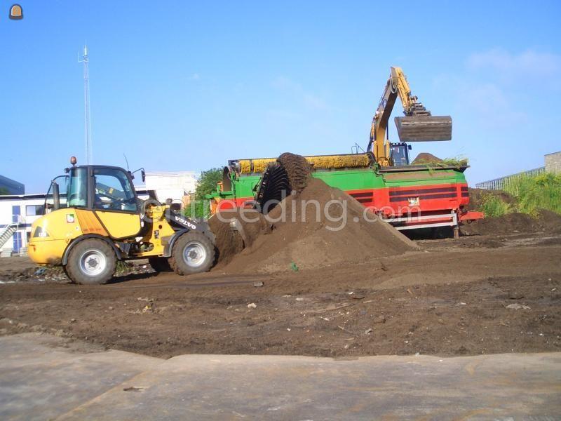 Wiellader / shovel Volvo L25B