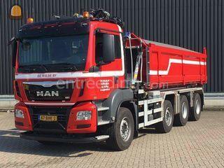 Terberg 8x4 knijperwagen Omgeving Haarlem