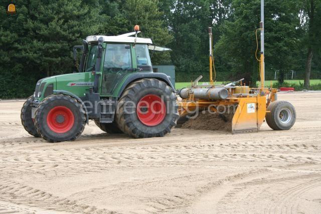Tractor + kilver trekker + kilverbak 3m