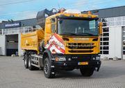 Scania G410 6x6 knijperauto