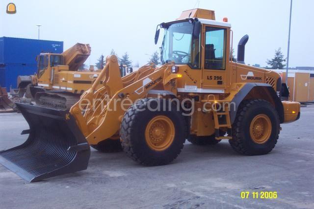 Wiellader / shovel 2x Volvo L90 E