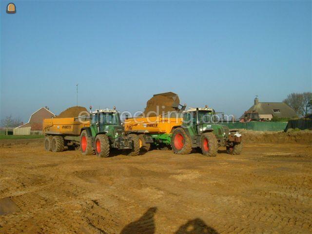 traktor+dumper