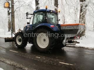 Zoutstooier en sneeuschui... Omgeving Amersfoort