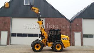 JCB TM320 Omgeving Hoekse Waard
