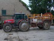 Cebeco getrokken landbouwspuit