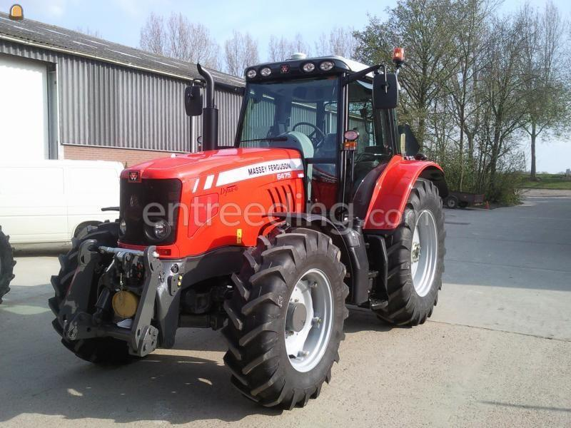 Tractor Massey Ferguson 6475