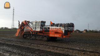 Landbouwdrainage Omgeving Roeselare