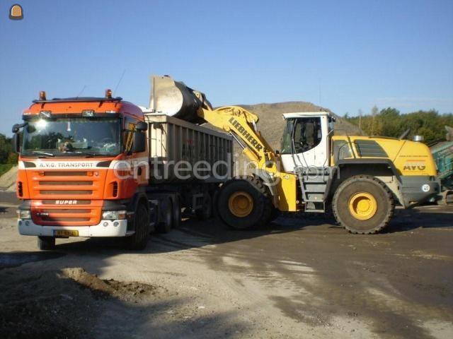 Kippervrachtauto MAN/Scania Kipperopleggers