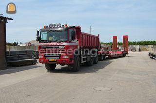 Vrachtauto 6x6 met diepla... Omgeving Harderwijk