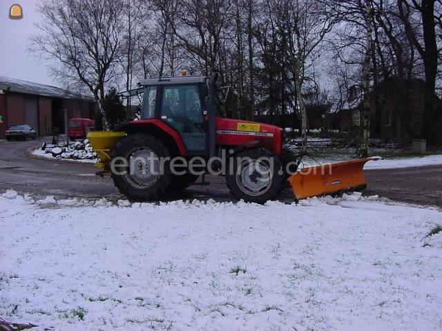 Sneeuwschuiven MF 6255