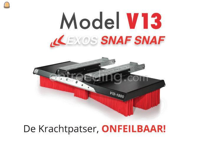 Snelveegborstel Exos Snaf Snaf Model V13