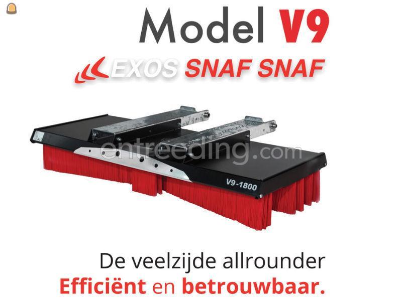 Snelveegborstel Exos Snaf Snaf Model V9