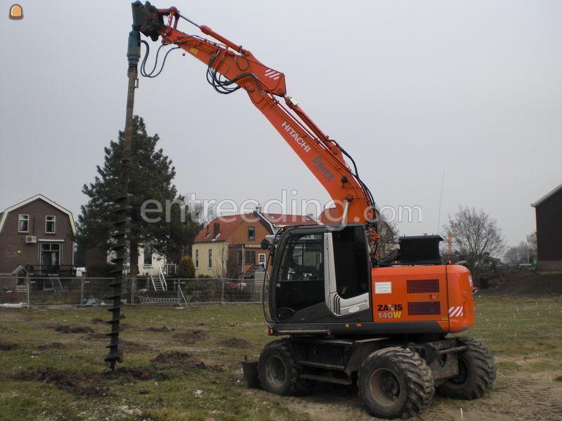 Hitachi Zaxis 140