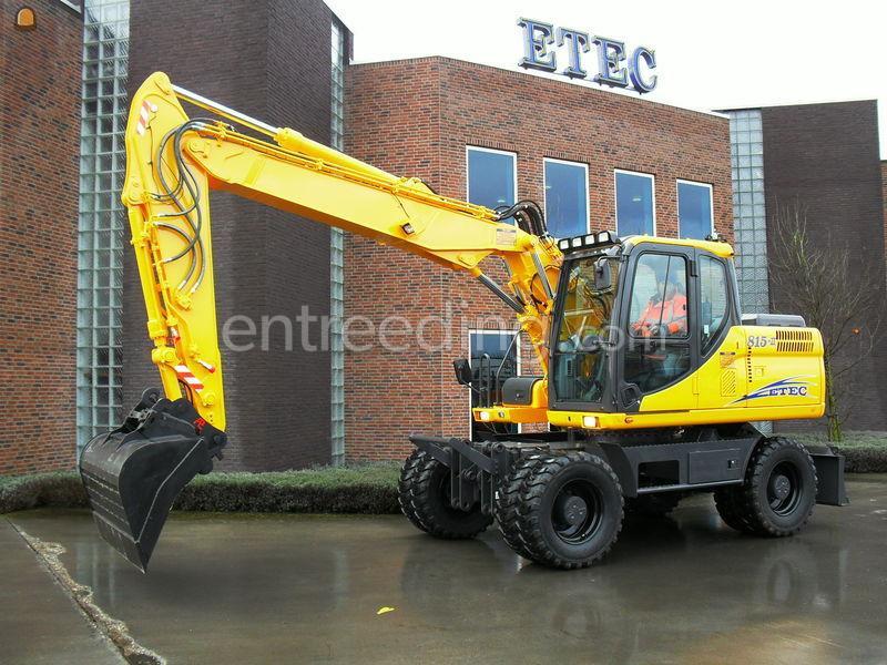 ETEC 815-II M voor Maessen uit Venray