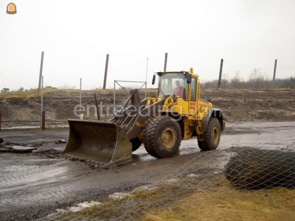 Wiellader / shovel Volvo L120E