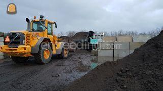 Volvo L70E Omgeving Middenmeer