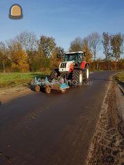 Trekker + Rolbezem in fro... Omgeving Zwolle
